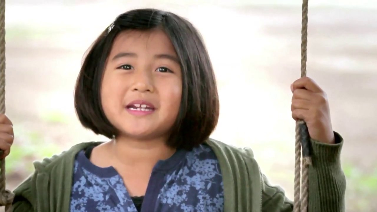 Megan Uesugi in IBM commercial