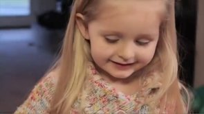 Addison Aguilera in Little Tikes Sizzle N Pop Kitchen commercial