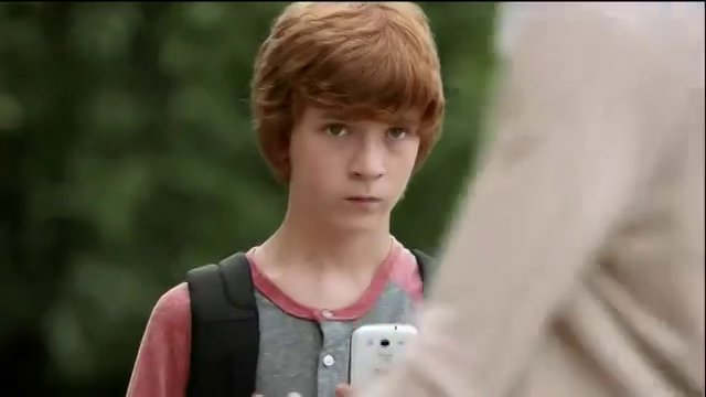Sam Adler in Verizon Commercial - Little Brother