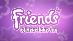 Lego Friends of Heartlake City - episode 1