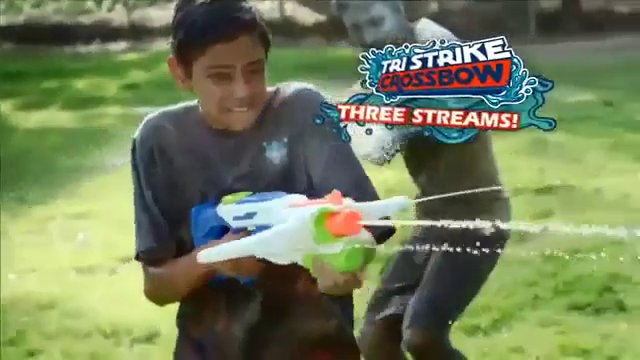 Prem Shelat in Nerf Super Soaker commercial
