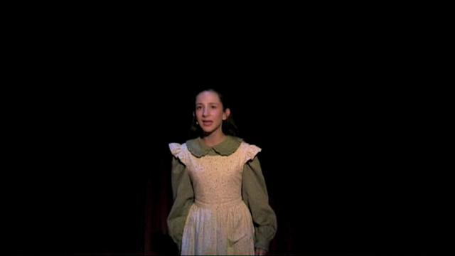 "Lucia Vecchio in ""The Secret Garden"""