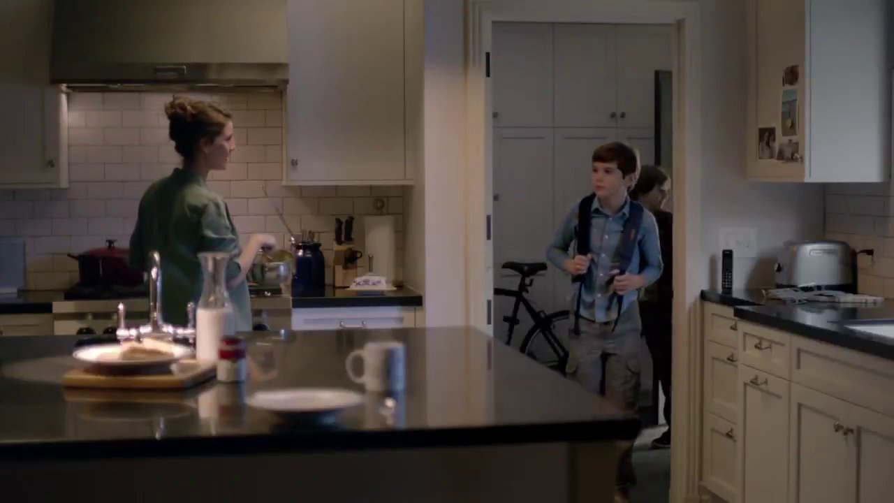 Nicholas Vigneau in a commercial for Autism Speaks and Campbell's Soup