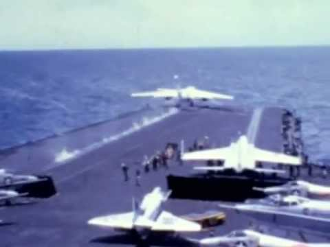 USS Kitty Hawk CVA-63 Pt 1