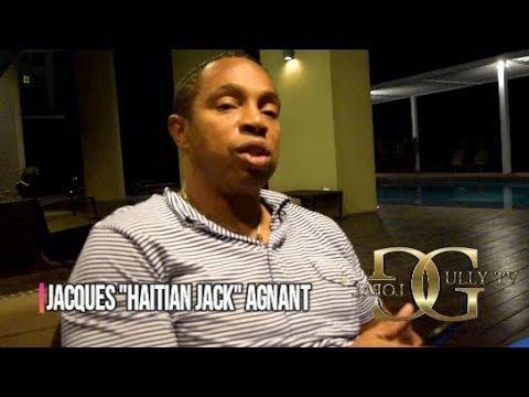 HAITIAN JACK TALKS ROBBERY ATTEMPT ON BIZ MARKIE & HIS 1ST DAY IN L.A. COUNTY JAIL