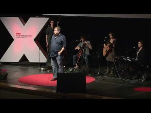 Blueprint for a Breakthrough: Shane Koyczan at TEDxYouth@SanDiego 2013