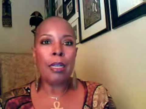Sharon's Ovarian  Cancer Symptoms.  Pt 2