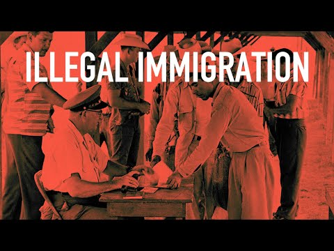 Racist History Illegal Immigration  America History