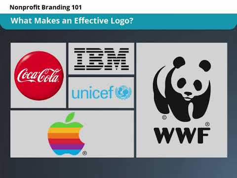 Nonprofit Branding 101