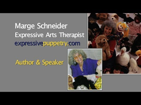 Marge Schneider & Georgian Lussier: Expressive Puppetry