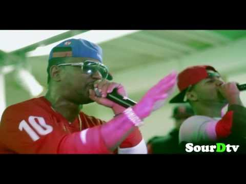 Camron & Juelz santana tear down the stage !!! (Epic Performance 2014)