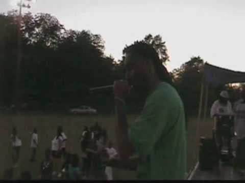 "Djayvoyn X performing ""Heavy"" at the Car Show in Enterprise Alabama"