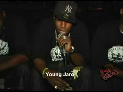 Young Jaro Interview