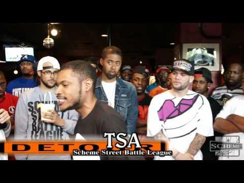 Scheme Street Presents: TSA VS Mark Miner @ Detour Hosted by Ro Spit
