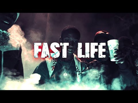 "Mike Glizzy - ""Fast Life"""