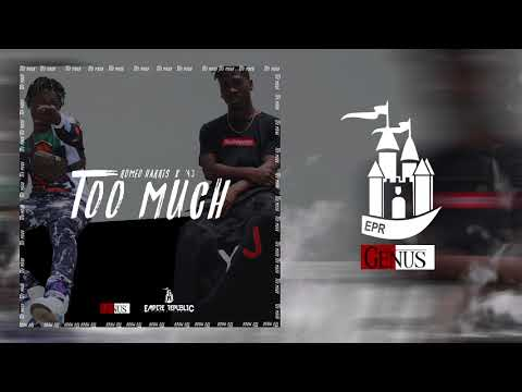 Romeo Harris - Too Much (feat. YJ)