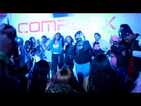 Tequila McClinton talks to t1visuals (tonemane) & Lamont Attwood from 16 Bars the Movie