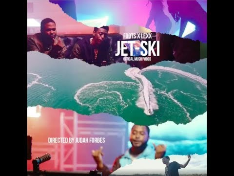 JETSKI - FOOTS FEAT. SLEEPY LEXX (OFFICIAL MUSIC VIDEO)