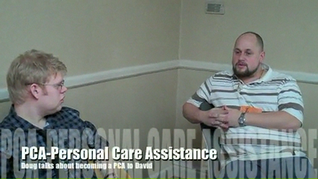 PCA - Personal Care - a Great Job