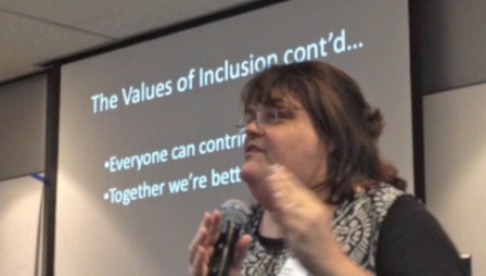 Values of Inclusion  Heather Simmons