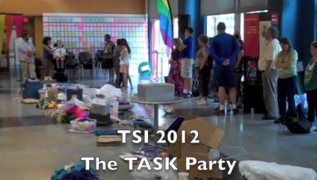 TASK Party - TSI 2012  july8