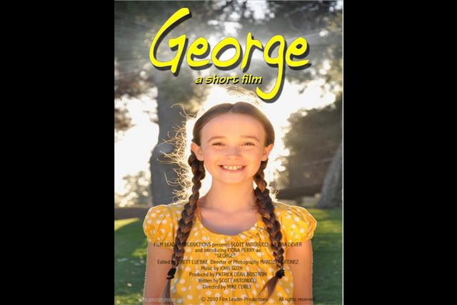 "Fiona Perry in ""George"""