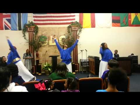Dancing Daughters minister to STAND