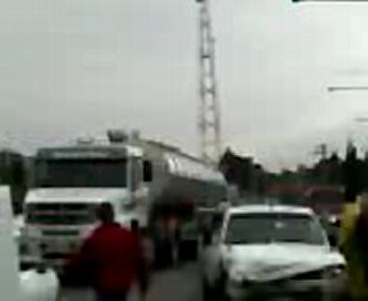 Accidente en Panamericana 3