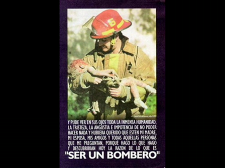 VIDEO DE BOMBEROS
