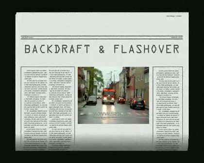 BACKDRAFT _ FLASHOVER