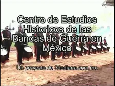 Banda del Honorable Cuerpo de Bomberos de Los Mochis, Sinaloa / Mexico