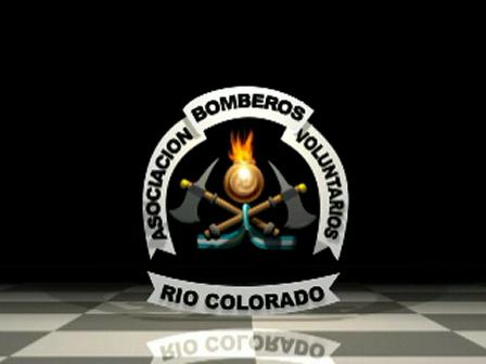 Spot Televisivo sobre programa referido a Bomberos de Rio Colorado en Argentina