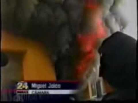 Firefighter Flashover Backdraft Close Call Video
