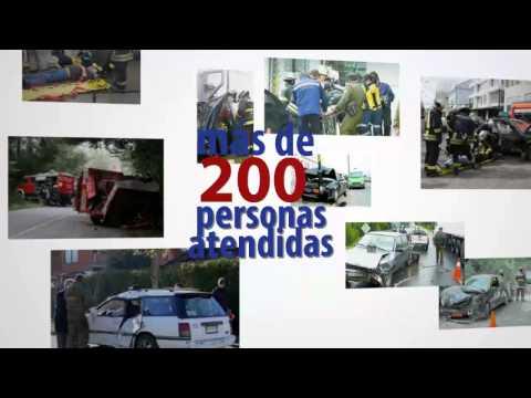 """Primera Compañía de Bomberos """"Germania"""" de Valdivia - 2010  (Chile) / Video Destacado de La Hermandad de Bomberos"""