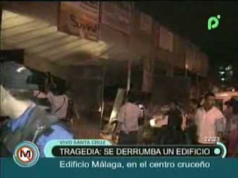 25 de enero de 2011 / Derrumbe de Edificio en Malaga / Santa Cruz de la Sierra en Bolivia