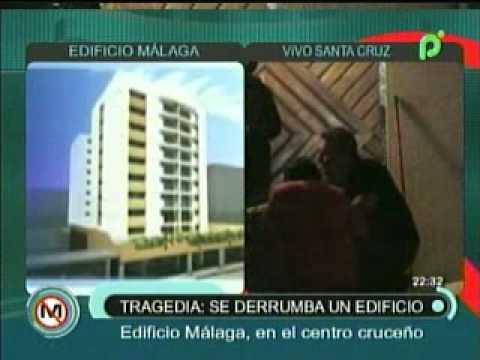 25 de Enero de 2011 / Se derrumba Edificio de 10 pisos en Bolivia