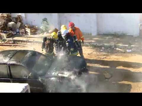 CIVE - Curso de Incendio Vehicular 2011 - CBVA