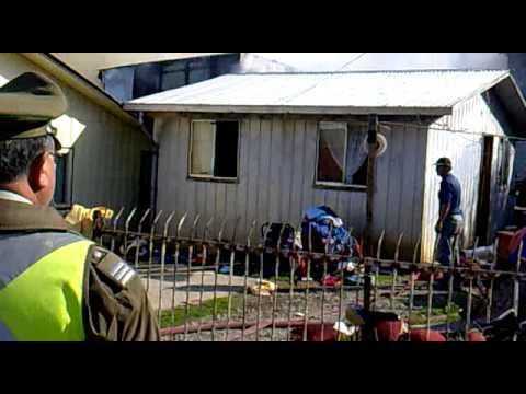 Incendio de Vivienda / Valdivia, Chile / Video Destacado de La Hermandad de Bomberos
