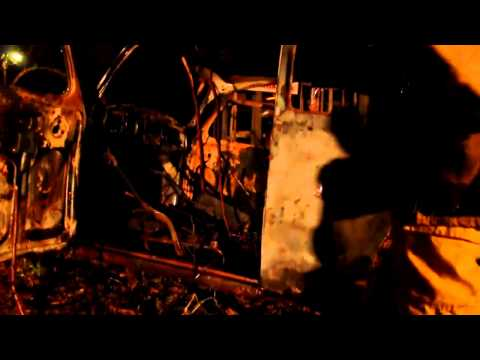 Práctica de Incendio y Rescate Vehicular de la Quinta Compañía de Lambaré / Cuerpo de Bomberos V. del Paraguay / Video Destacado de La Hermandad de Bomberos