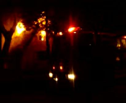 Incendio Estructural
