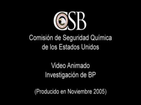 23 de Marzo de 2005 / Incendio y Explosión de la Planta BP / Texas City / Estados Unidos / Video De…