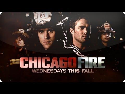 Chicago Fire, héroes cotidianos en la nueva serie de TV de los Estados Unidos.