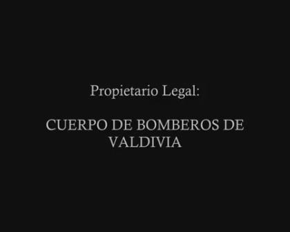"""DISEÑO NUEVO CUARTEL 10a. Cía. """"BOMBA NIEBLA"""" /  PRIMER CUARTEL DE BOMBEROS ECOLÓGICO DE CHILE"""