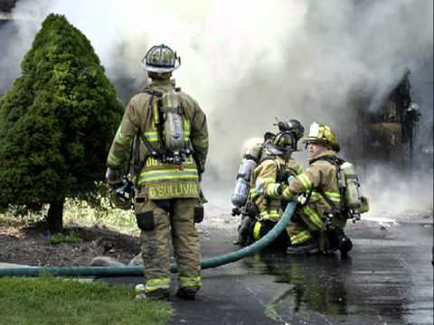 Kick Ass Firefighter Video. Installment 3