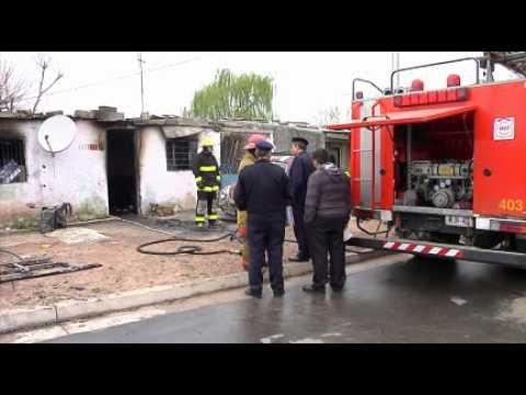 Presos donan materiales a bombero que perdió una hija en incendio