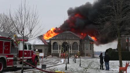 Accidente de bomberos