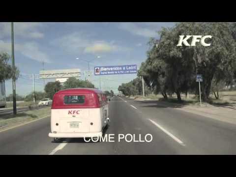 "KFC - ""Laura, La Mujer Bombero"""