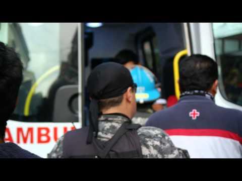 Rescatan a chavo suicida Bomberos de Guadalajara 2