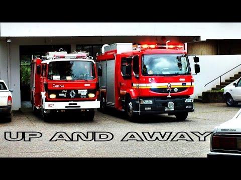 SÉPTIMA VALDIVIA - CHILE.    UP AND AWAY (FIRECAM) / Vídeo Destacado de La Hermandad de Bomberos