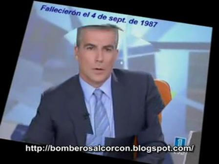 """BOMBEROS DE MADRID Y LA TRAGEDIA DE SALDOS ARIAS. Parte 2 """"A 20 AÑOS"""""""
